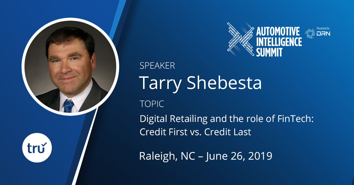 Digital Retailing and the role of FinTech: Automotive Intelligence Summit